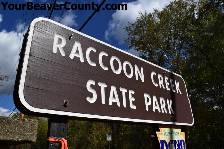 raccoon creek state park