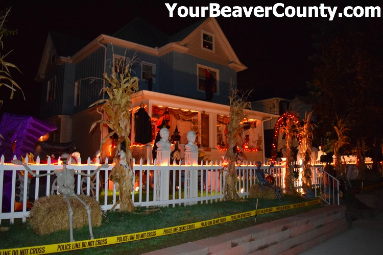 indiana ave monaca vicky bardell beaver county halloween - The Best Halloween Decorations