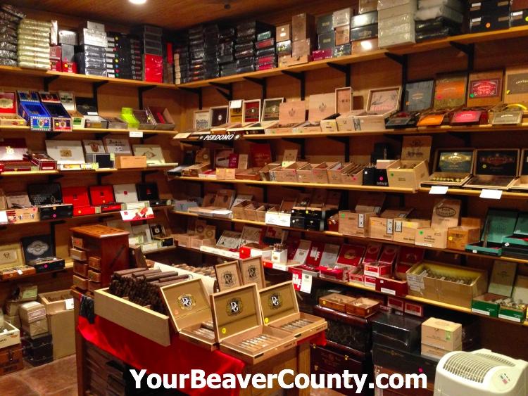 Monaca Cigar Shop
