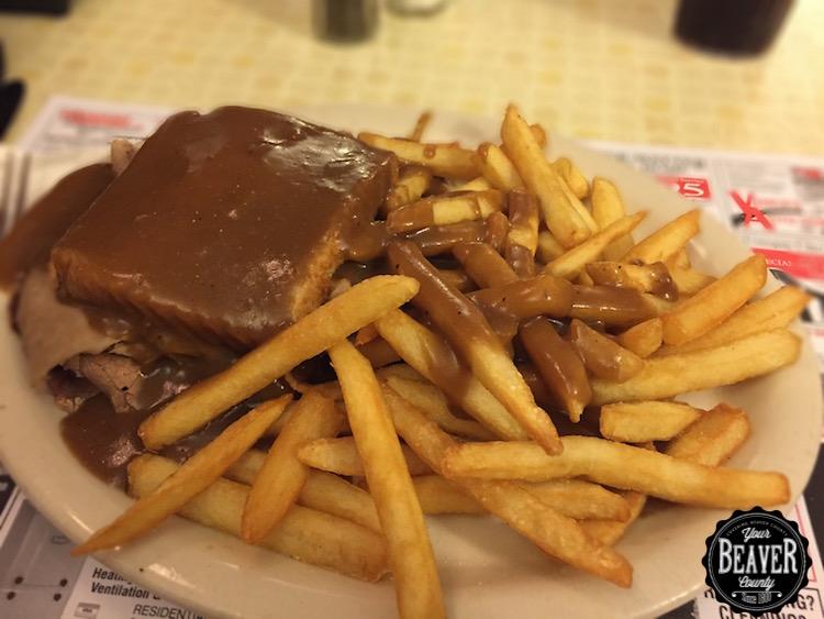 Maple Restaurant Hot Beef