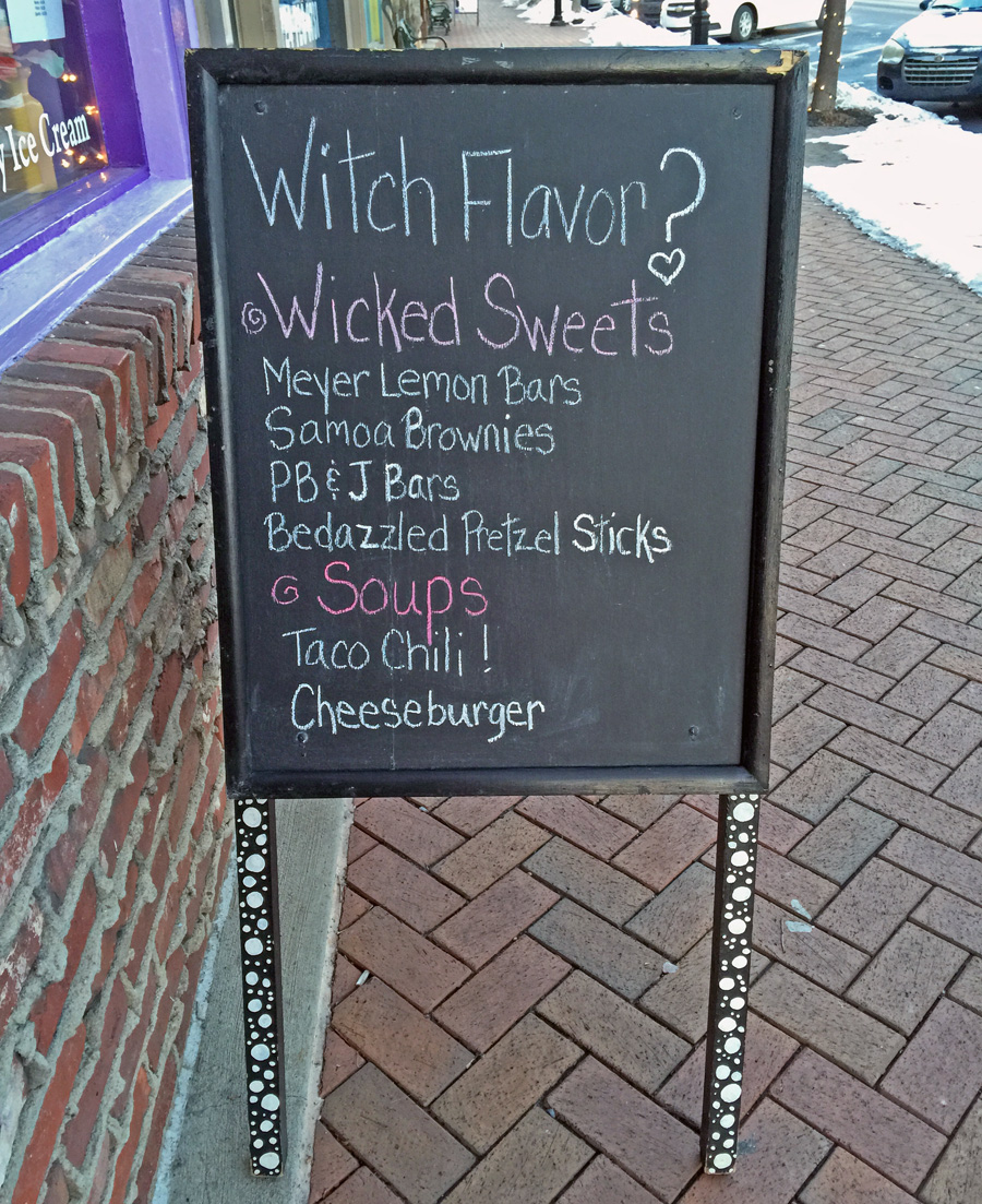 witch flavor beaver specials