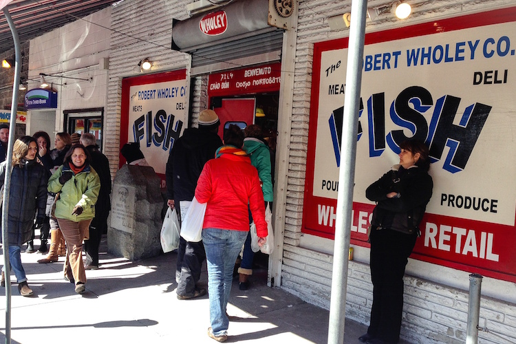 Wholey's Fish Market