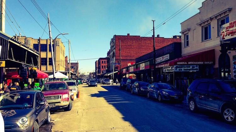 Penn Ave