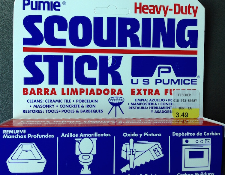 scouring-stick