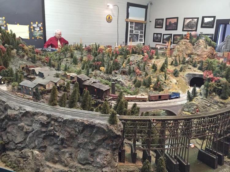 model-railroad