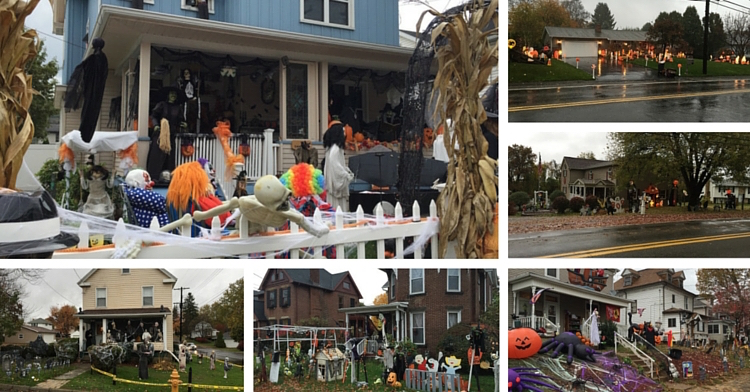 Top Five Halloween Decorations In Beaver County
