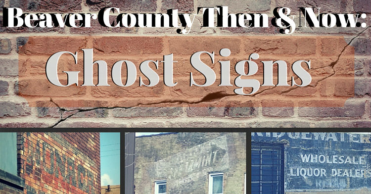 1Ghost Signs
