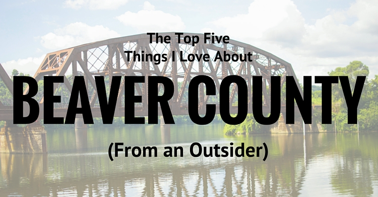 The Top Five Things I Love About
