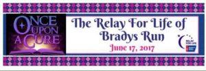 Relay For Life @ Brady's Run Park Outdoor Walking Track | Beaver Falls | Pennsylvania | United States