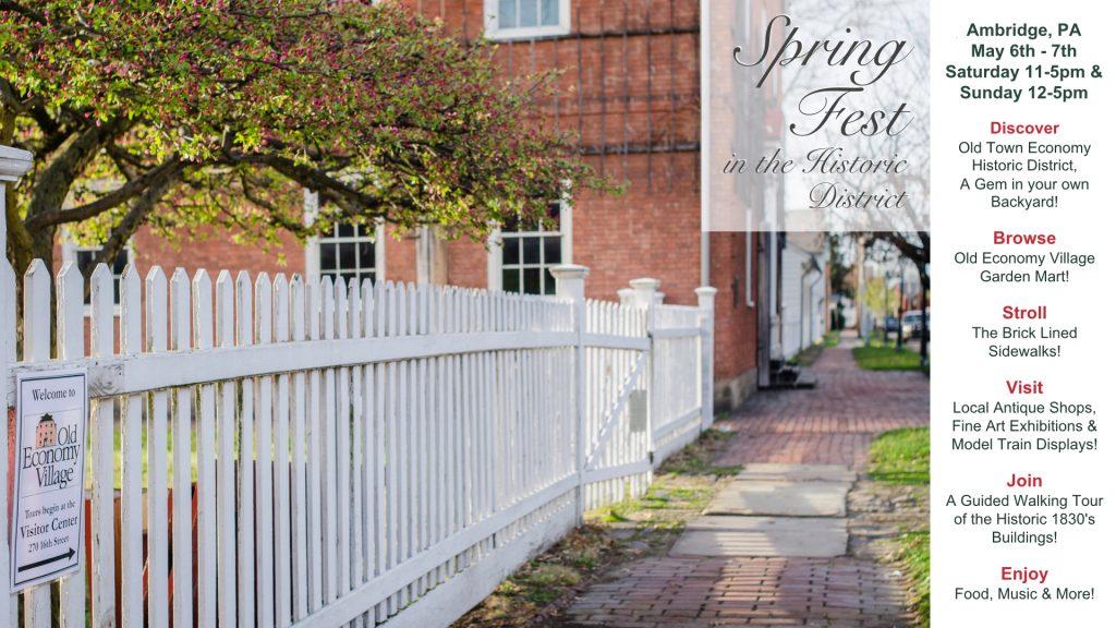 Spring Fest FB Event Photo