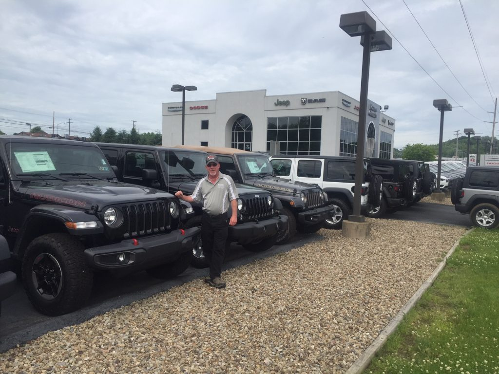 Beaver County Dodge >> Beaver County Auto Sales Person Of The Month Bob Willard Your