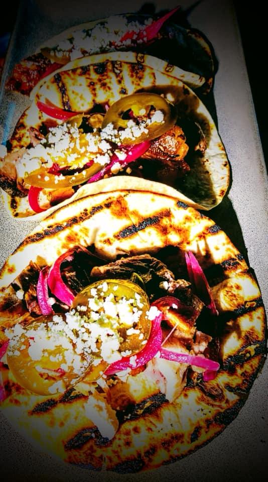 tacos from Biba